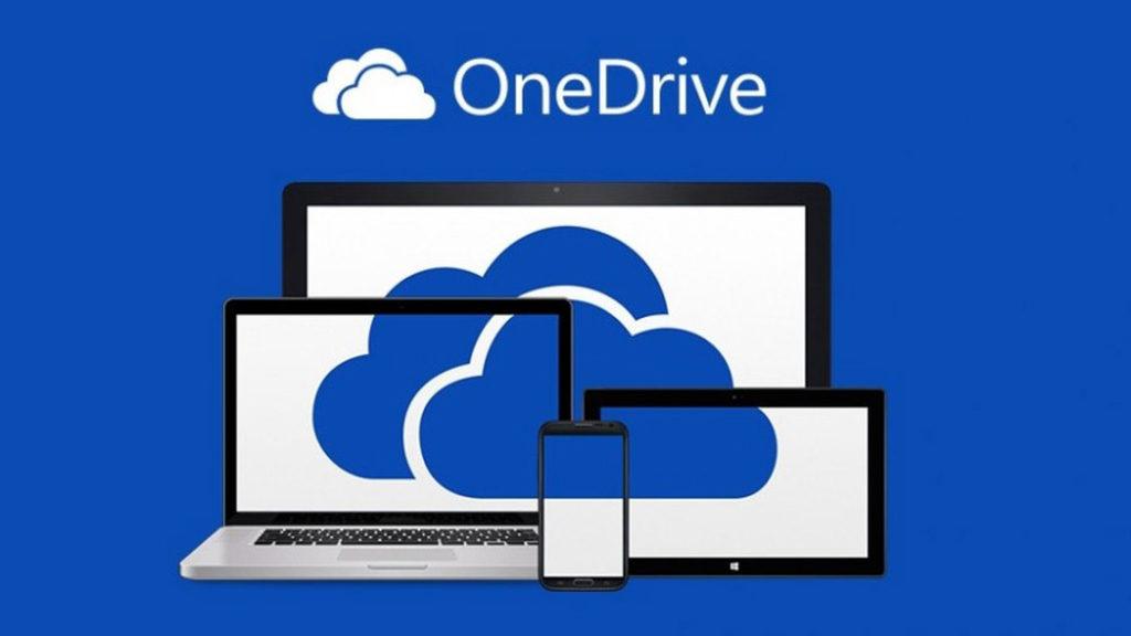 armazenamento em nuvem one drive microsoft