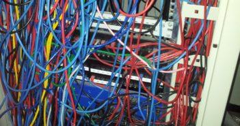 Cabeamento Estruturado - Infraestrutura de Redes